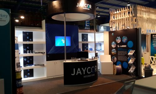 Custom Exhibition Stand - Example 1