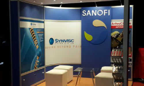 System Exhibition Stand - Example 3