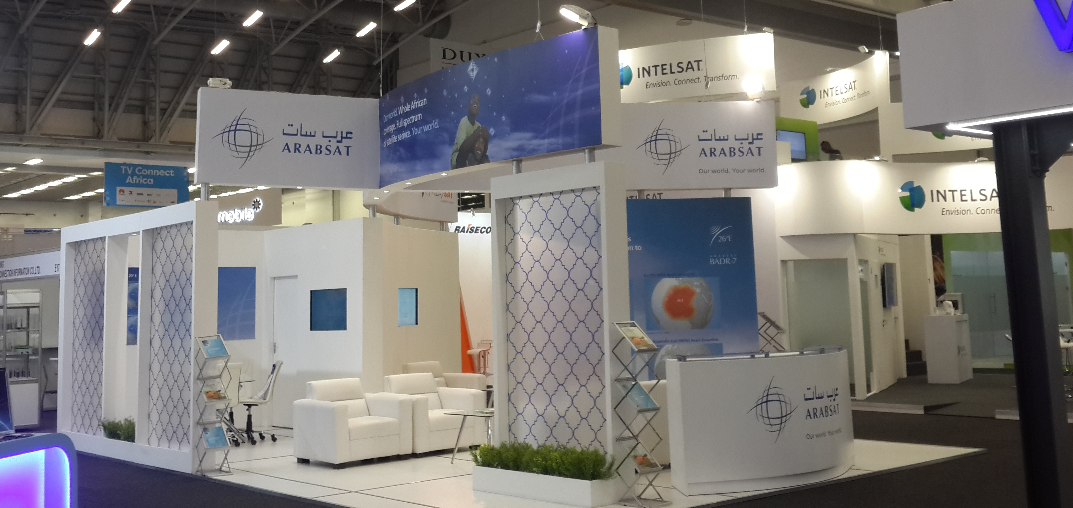 Custom Exhibition Stand Years : Custom exhibition stand u example u i touch exhibitions