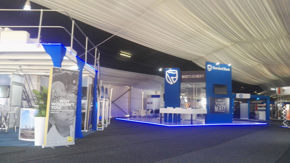 Exhibition Stand Builders Dublin : I touch expo exhibitions company south africa custom and system